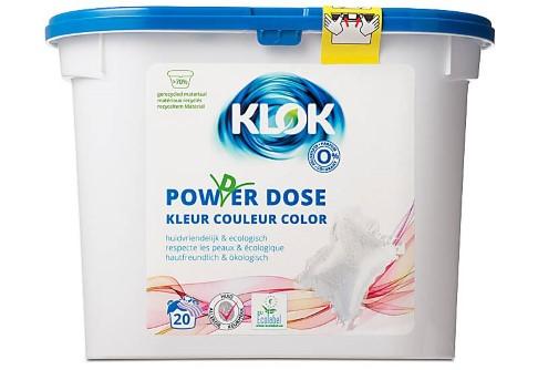 Klok Pow(d)er Dose Couleur