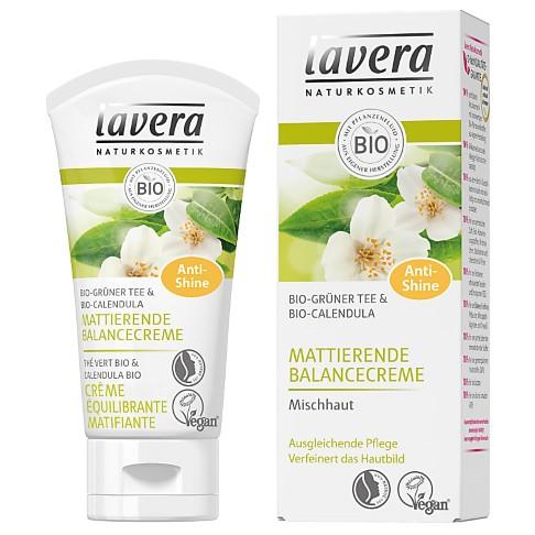 Lavera - Crème Equilibrante Mattifiante