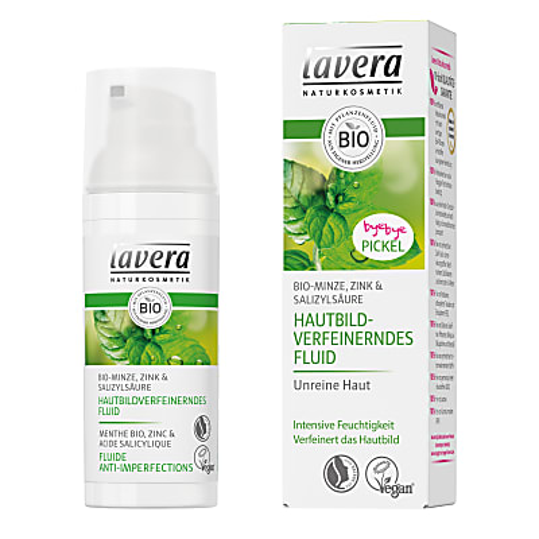 Lavera - Fluide Hydratant Menthe
