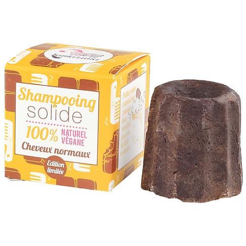 Lamazuna Shampoing Solide au Chocolat (cheveux normaux)