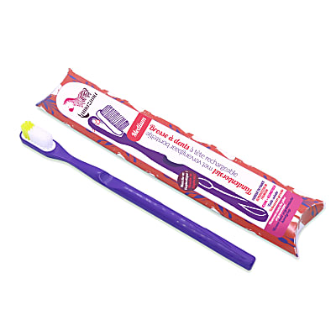Lamazuna Brosse à Dents Rechargeable - Violette