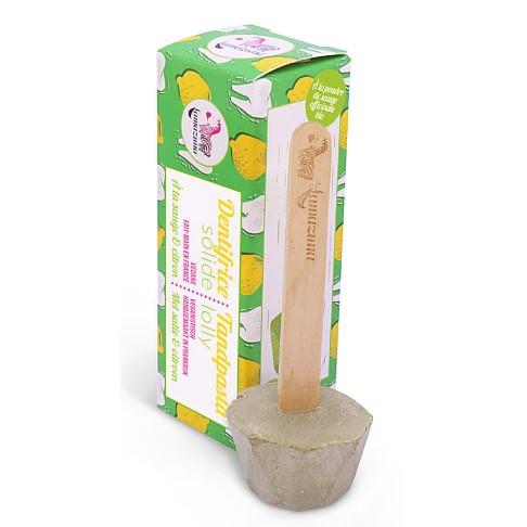 Lamazuna Dentifrice Solide Sauge-Citron