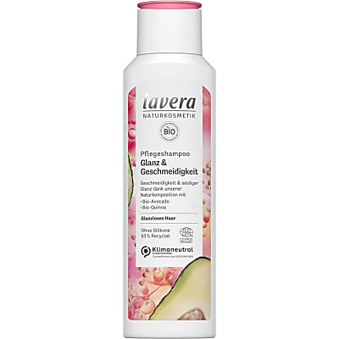 Lavera - Shampoing Eclat & Souplesse