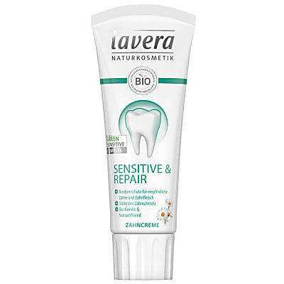Lavera Basis Dentifrice Sensitive & Réparatrice