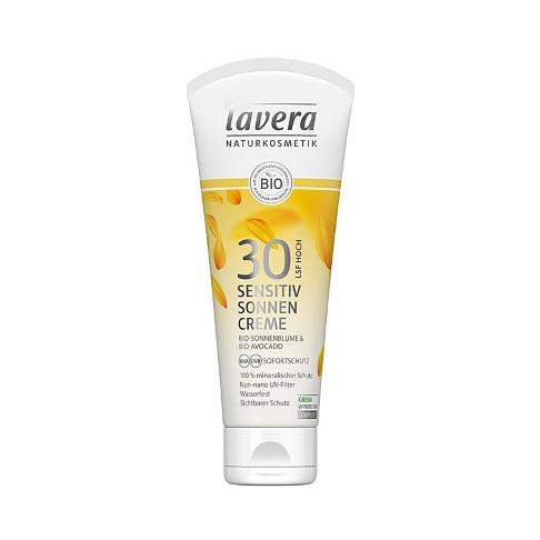 Lavera - Crème Solaire Sensitive - IP 30
