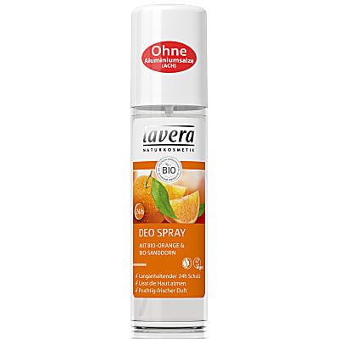 Lavera Body Spa – Déodorant Spray Orange Feeling
