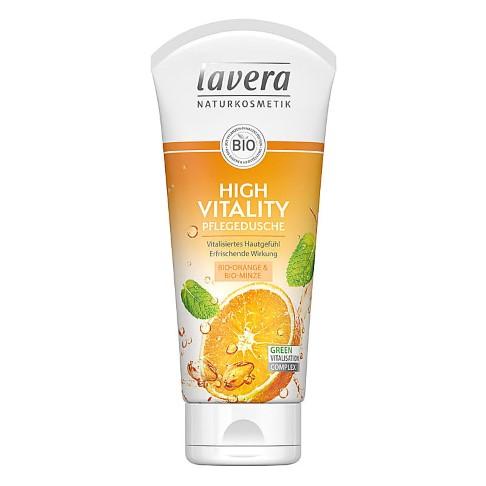 Lavera Body Spa - Gel de Bain et de Douche Orange Feeling