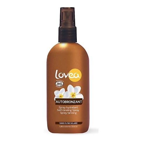 Lovea Spray Autobronzant Bio