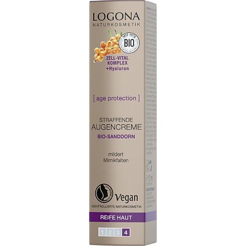 Logona - Age Protection - Crème contour des Yeux