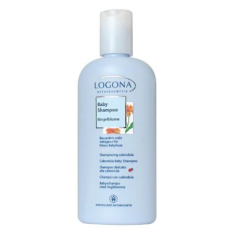 Logona - Shampooing Bébé au calendula