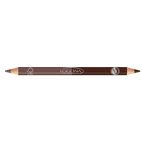 Logona - Crayon à paupières bois DUO