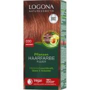 Logona Coloration Capillaire Poudre - Rouge naturel 030