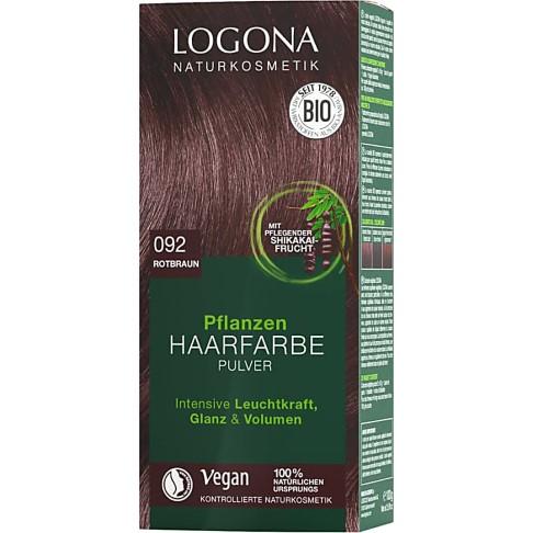 Logona Coloration Capillaire Poudre - Café 92