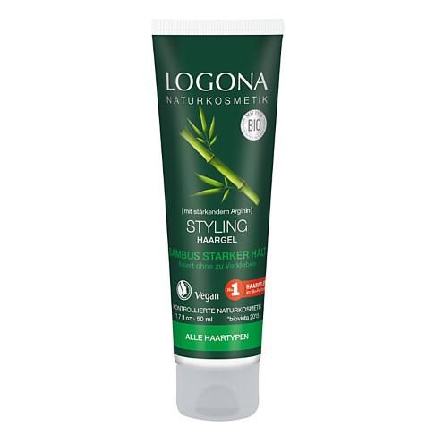 Logona - Gel Coiffant au Bambou