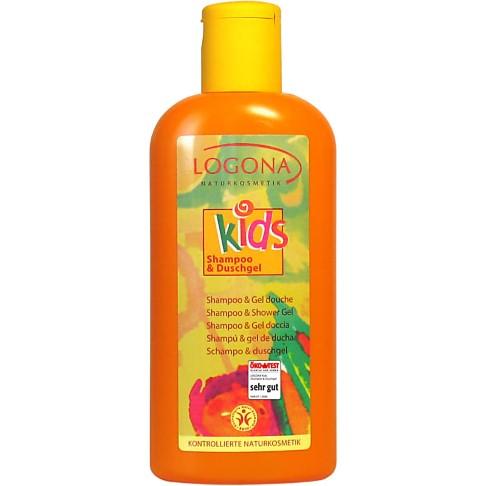 Logona - Shampooing et Gel douche Kids