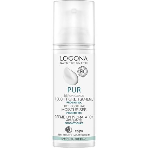 Logona - Pur - Crème Hydratante Peaux très Sensibles