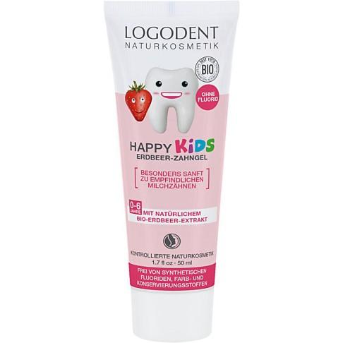 Logona - Gel dentaire Fraise Kids