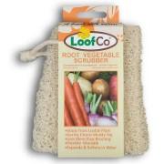 LoofCo Éponge à Légumes Naturelle