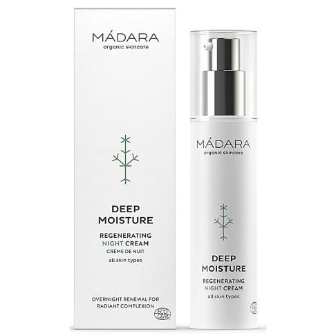 Madara Skincare - Crème Nuit Régénérante - Tous types de peaux