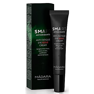 Madara Crème Yeux Anti-Fatigue SMART Antioxydants
