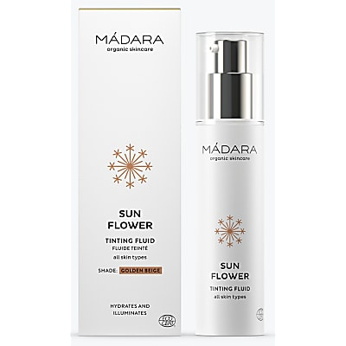 Madara Sun Flower Crème Fluide Teintée Beige Doré