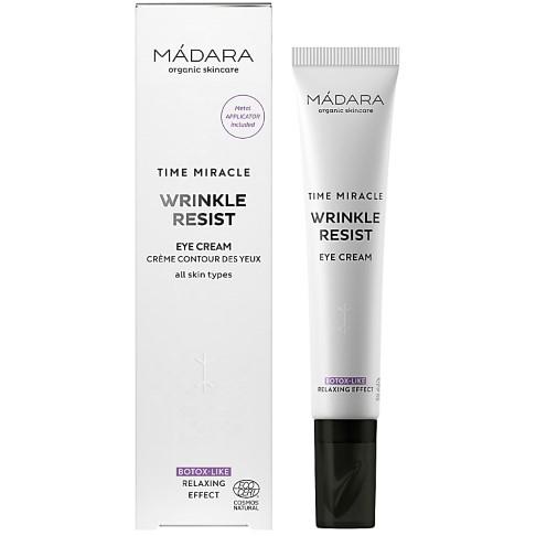 Madara Skincare - Time Miracle Crème anti-âge pour les yeux