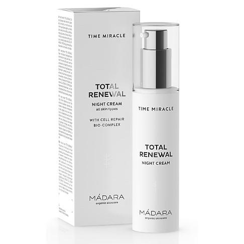 Madara Skincare - Time Miracle - Crème de Nuit anti-âge