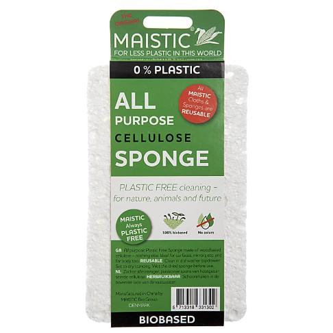 Maistic Eponge Tout Usage Sans Plastique