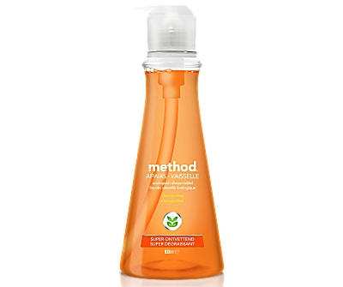 Method - Liquide Vaisselle Clémentine - 532 ml