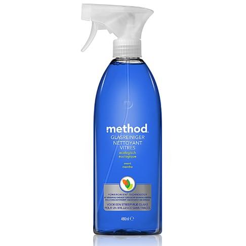 Method - Nettoyant Vitres à la Menthe - 490 ml