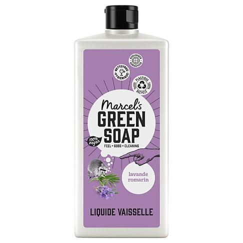Marcel's Green Soap Liquide Vaisselle Lavande & Romarin