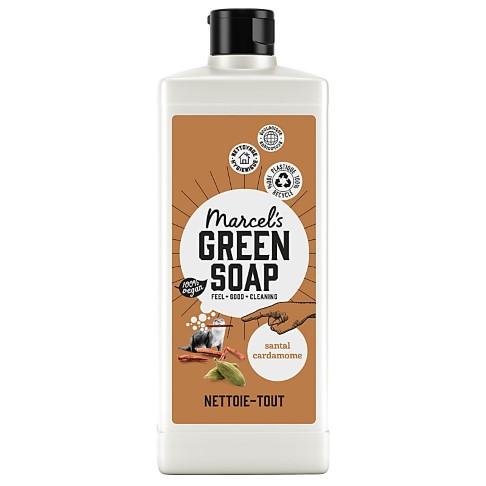 Marcel's Green Soap Nettoie-Tout Santal & Cardamome