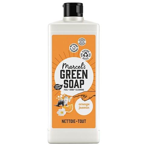 Marcel's Green Soap Nettoie-Tout Orange & Jasmin