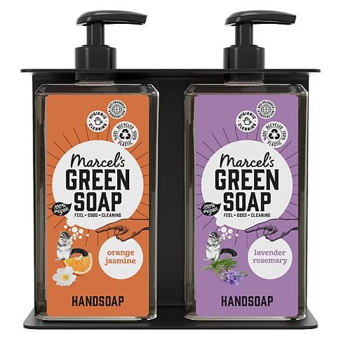 Marcel's Green Soap Double Distributeur de Savon
