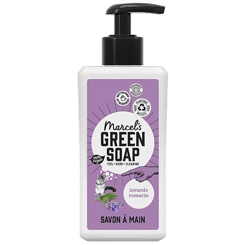 Marcel's Green Soap Savon Main Lavande & Clou de Girofle