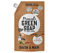 Marcel's Green Soap Savon Main Santal & Cardamome Sachet de Recharge 500ML