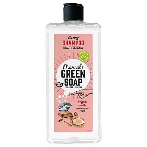 Marcel's Green Soap Shampooing - Argan & Oudh