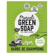 Marcel's Green Soap Shampooing Solide en Barre Tonka & Muguet