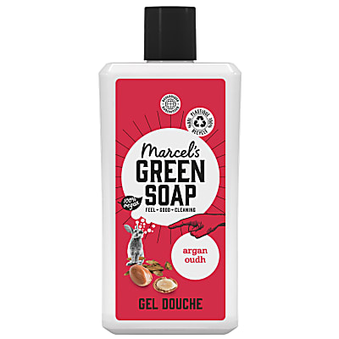 Marcel's Green Soap Gel Douche - Argan & Oudh