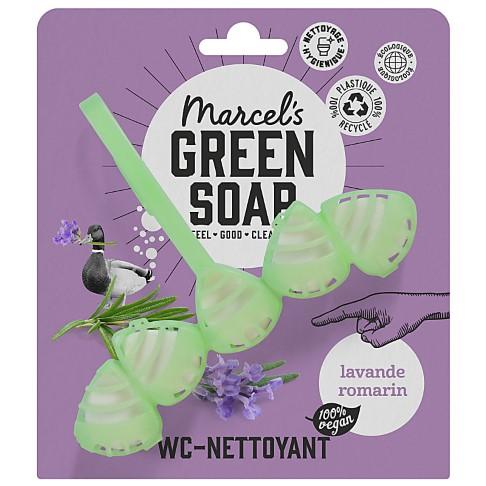 Marcel's Green Soap Bloc WC Lavande & Romarin