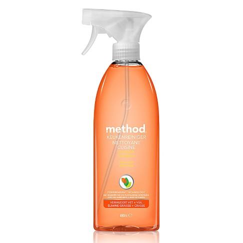 Method - Spray Cuisine Quotidien - 490 ml