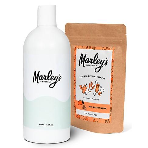 Marley's Amsterdam Kit de Démarrage - Eucalyptus & Argile Verte