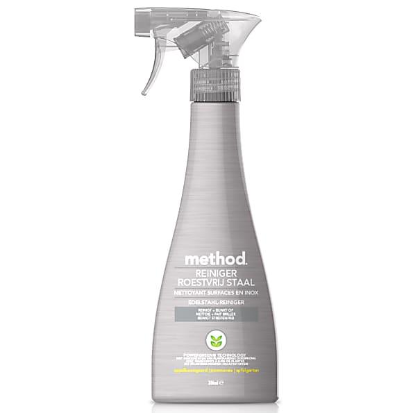 Method - Spray Nettoyant Inox - 354 ml ca5a2935603
