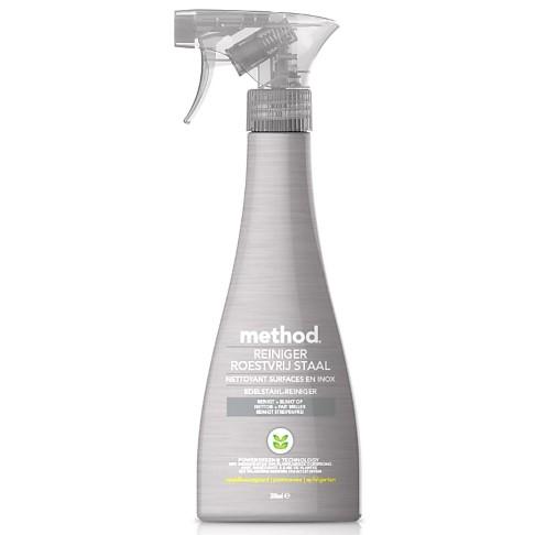 Method - Spray Nettoyant Inox - 354 ml