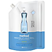 Method Liquide Vaisselle Eau de Coco Recharge