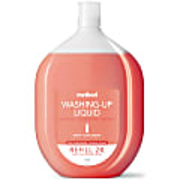 Method Liquide Vaisselle Pêche & Poivre Rose Recharge