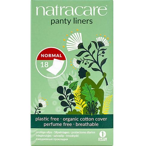Natracare Protège-Slips Emballés Individuellement