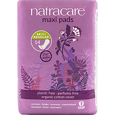 Natracare - Serviettes Hygiéniques Naturelles