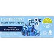 Natracare - Tampon en Coton Bio