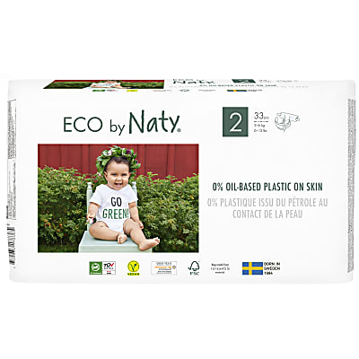 Naty by Nature Babycare - Couches : Taille 2